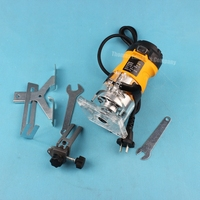 Trimmer Woodworking Electromechanical Slot Machine Multifunction Wood Engraving And Milling Woodworking Openings Renovation