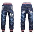 2015 New Winter Children pants Thick Warm Cashmere Boys Pants Kids Trousers Baby Children Jeans for 3-7Years