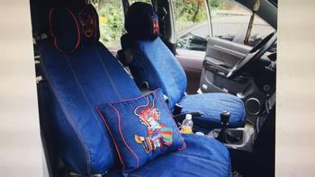 customize denim canvas oxford car seat covers cushion set for Alfa Romeo Boxster Cayenne cayman Bentley Arnage Flying Spur GT