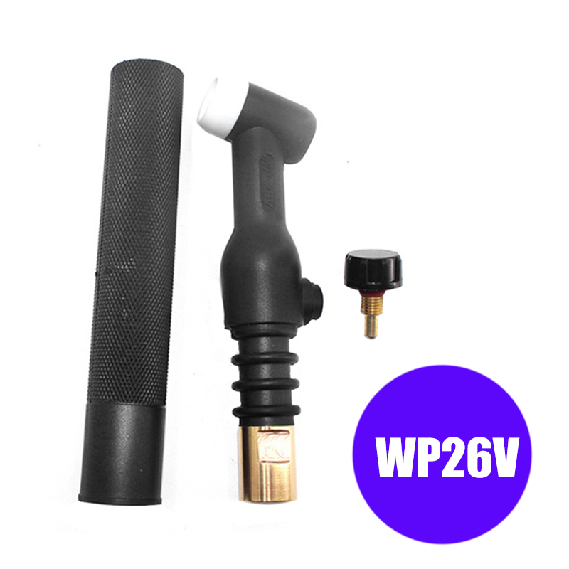 WP-26F WP-26 WP-26V Tig Welding Torch Head Gas Torch Air-Cooled Mig Welding Torches Nozzle Accessories Soldering Supplies