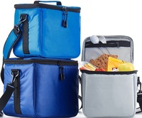 Lunch Bags For Family Outings Picnic Keep Warm Thermal Bag Large Capacity Cooler Bags