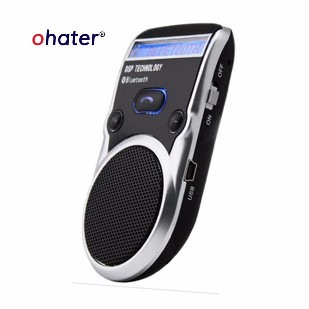 ohater Powered Speakerphone Wireless Bluetooth Handsfree ...