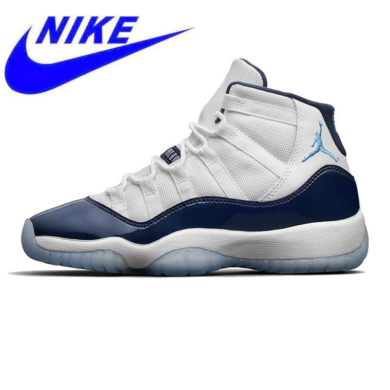 best sneakers 68bf0 561a8 Original New Arrival Nike Air Jordan 11 Retro Win Like 96 Men s Basketball  Shoes,Authentic Sports AJ11 Sneakers Trainers Shoes