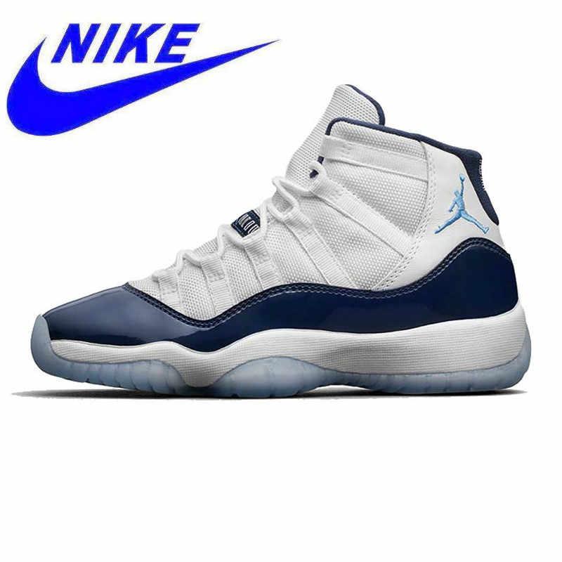 124475c3312c Original New Arrival Nike Air Jordan 11 Retro Win Like 96 Men s Basketball  Shoes