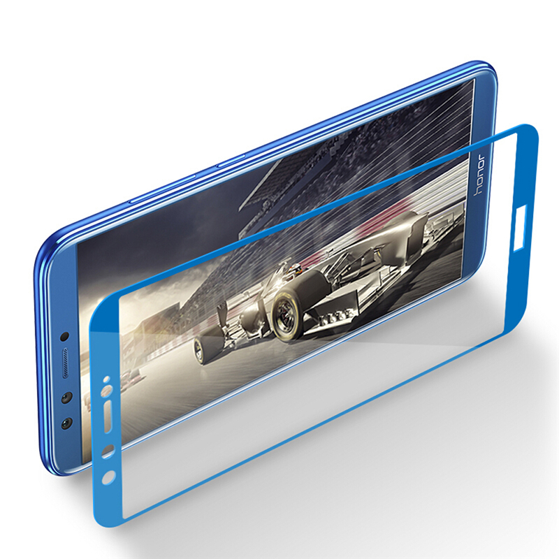 Image 5 - Honor 9 lite protective glass for honor 9 lite 9lite film tempered glass screen protector on honor 9lite 9 light safety glass-in Phone Screen Protectors from Cellphones & Telecommunications