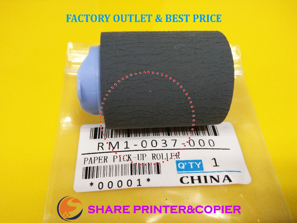SHARE 100PS RM1-0037 RM1-0037-000 Brand new feed roller for HP CP3525 9000 4250 4345 4350 p4014 p4015 p4515 CM6030 M601 M602 compatible new rm1 4425 000 rm1 8765 000 separation roller feed roller for hp cp1215 cm1312 cp1515n pro cm1415 cp1525nw pro200