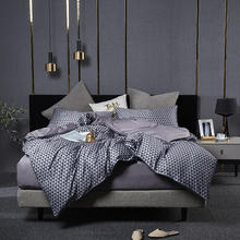 Luxury Egyptian Cotton Bedding Set Twin Queen King size nordica Bedding sets Bed Fitted sheet set Duvet Cover parrure de lit