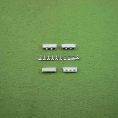 10 sets XH 2.54mm 10pin Pitch Terminal / Housing / Pin Header Connector Wire Connectors Adaptor XH-10P Kits