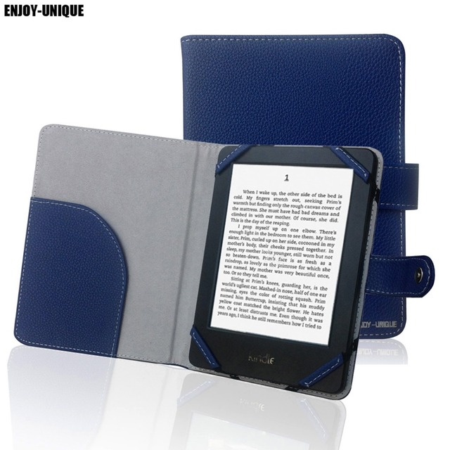 US $8 9 |univeral case,cover for Amazon kindle paperwhite,kindle  touch,kindle 4, kindle 5,6inch ebook reader-in Tablets & e-Books Case from  Computer &