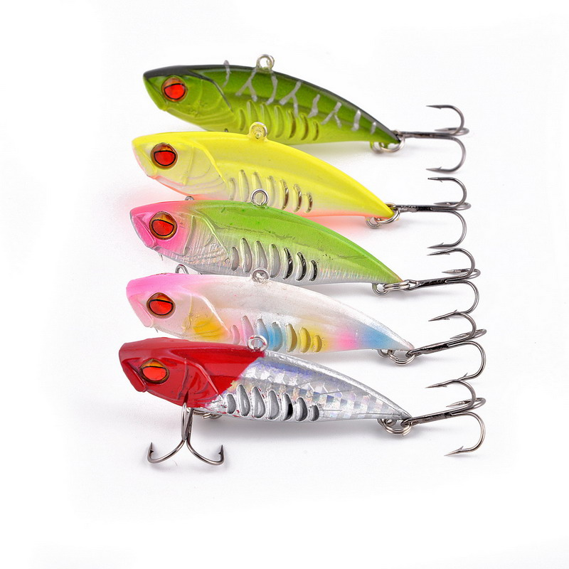 5pcs/set Fishing Lure Spoon Bait 6cm 11g Artificial Lures Spinner Lure Metal Bait Fishing Tackle  6# hook metal vib 1pc spinner bait xxxxxxg metal lure hard fishing lures spinner lure spinnerbait pike swivel fish tackle wobbler submerged fluff