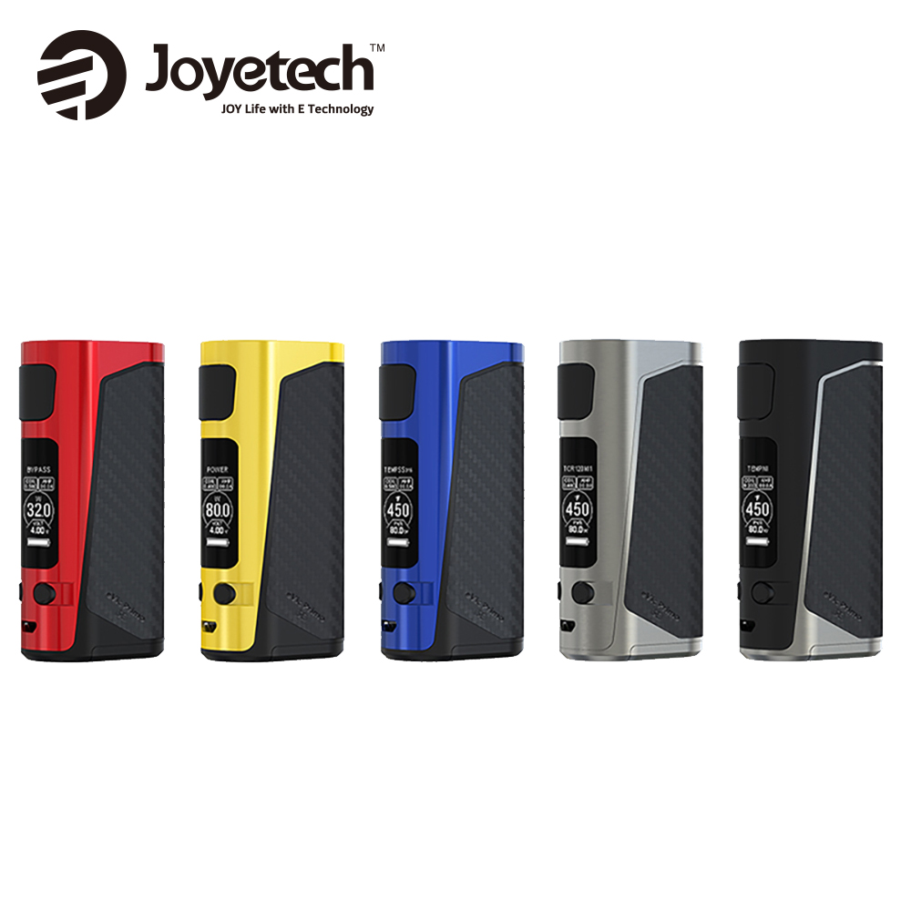 Original Joyetech eVic Primo SE 80W TC MOD Match ProCore SE Atomizer E-cig Box 510 Thread Single 18650 Mod vs Alien Baby AL85W voopoo drag 157w tc box mod