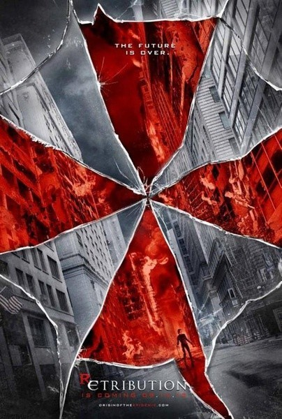 Free Shipping12 X18 Inch Resident Evil The Final Chapter Movie