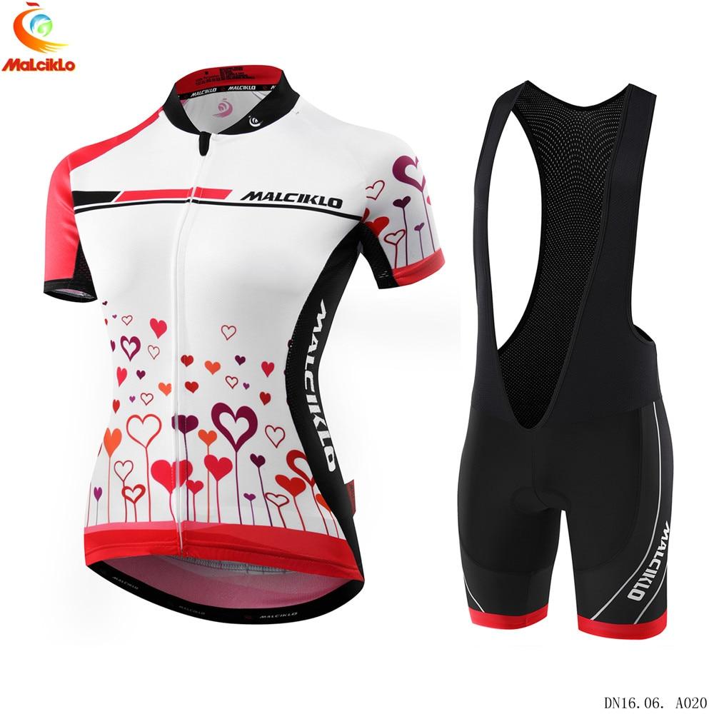 2017 Malciklo High Quality Pro Fabric Women Cycling ...