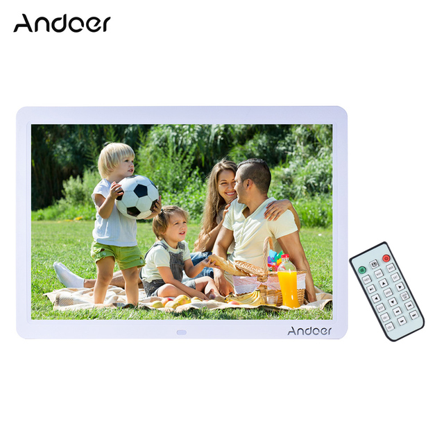 Andoer Electronic Picture Photo Frame 15\