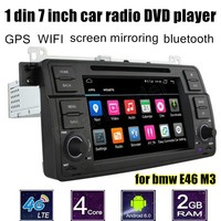 Android 6 0 Car DVD GPS For BMW E46 M3 Radio Stereo Video GPS 4G Mirror