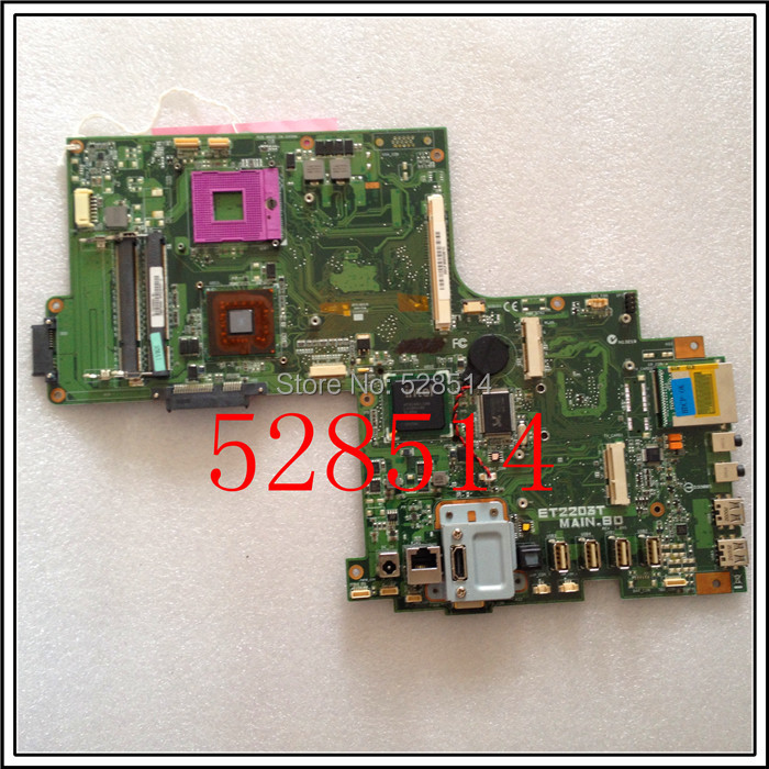One Board for asus ET2203T MAIN BOARD / ET2203T MOTHERBOARD P/N: 60-PE34MB3000-B01 100% Test ok