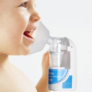 Nebulizer Health-Care Ultrasonic Mini for Children Inhale Asthma