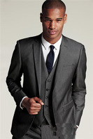 Дизайнер одежда для мужчины жених смокинг / мужчины смокинг костюмы / жених костюм / лучший мужчина костюмы / свадьба платье suitswedding m