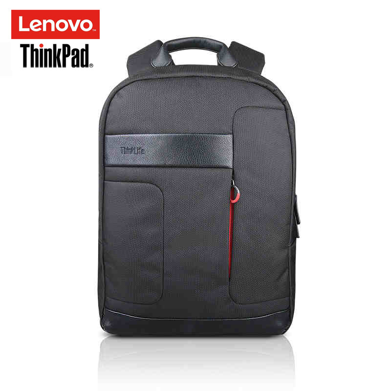 Lenovo ThinkLife NAVA 4X40M52018 Laptop Bag Men and Women Backpack Business  Bag for 15.6-inch 5206c507369bf