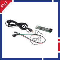 4 Wire Resistive Touch Panel Screen USB Port Controller Driver Board