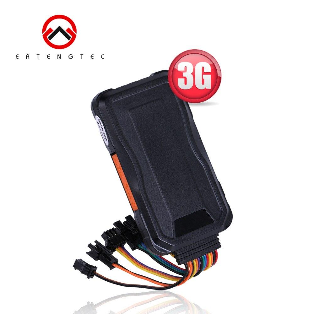 Traqueur GPS 3G Concox GT06E GPS LBS localisateur SOS alarme de voiture coupé huile à distance moniteur vocal détection ACC suivi logiciel gratuit
