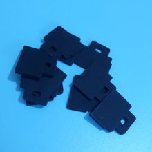 5 Pcs/lot DX4 Print Head Wiper Roland VP540 SP540 VP300 SP300 RS540 RS640 Mimaki Mutoh Printer Pelarut DX4 Printhead Wiper(China)