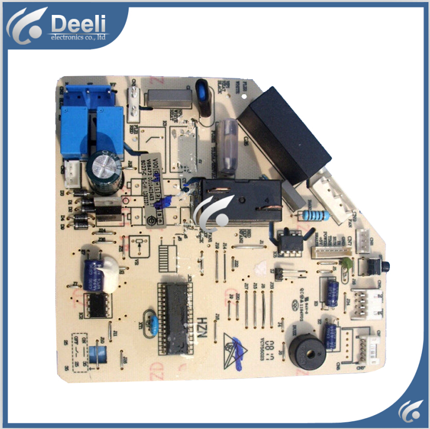 95% new good working for Haier Air conditioning computer board 0010403453 circuit board 95% new for haier refrigerator computer board circuit board 0064000385 driver board good working set