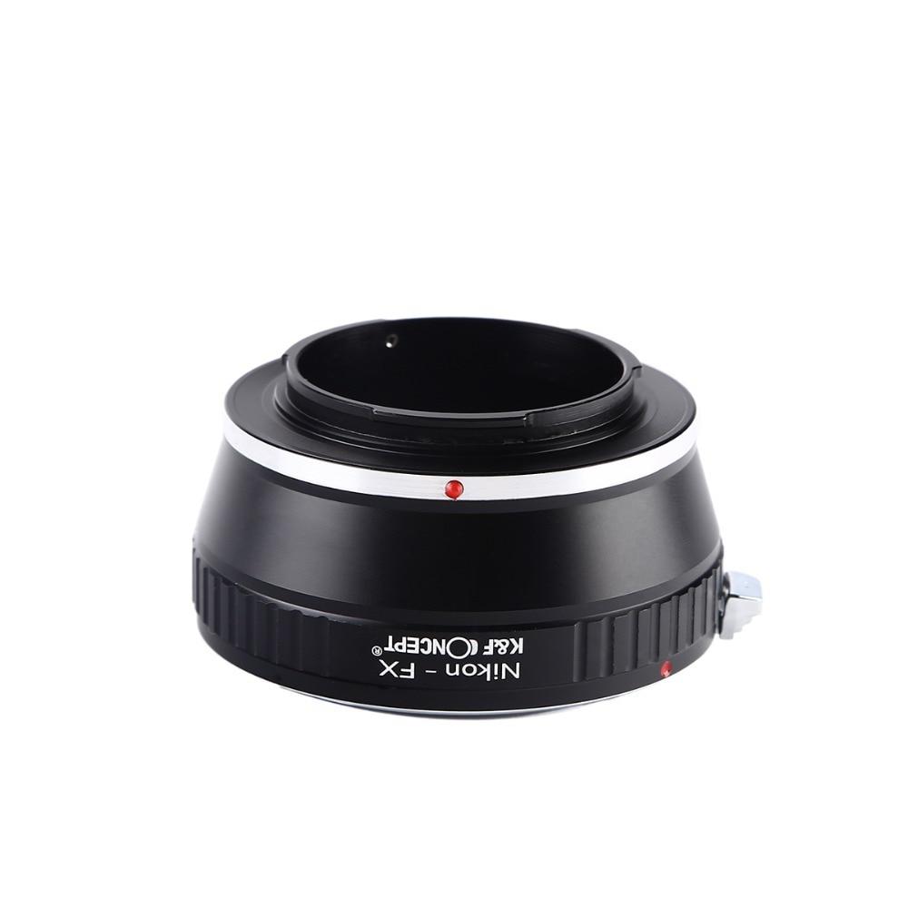 K&F CONCEPT Nikon Auto AI AI AF Lens üçün Fujifilm Fuji FX Mount - Kamera və foto - Fotoqrafiya 4