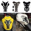 5 Styles 3D Sticker Motorcycle Sticker Fuel Gas Tank Pads Protector Decals For Honda Yamaha Kawasaki Suzuki KTM Ducati Benelli