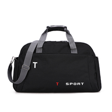 2019 New Women #8217 s Canvas Solid Color Travel Bag Fashion Casual Waterproof Luggage Luggage Bag Large Capacity Weekend Sports Bags cheap Travel Bags zipper Travel Duffle Soft LXZ108 0 35 Versatile lemon kitten travel accessories travel organizer travel backpack
