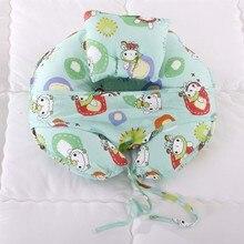 Cotton Nursing Pillow Baby Learn Sit Pregnant Nursing Safety Toddlers Stool Seat Training Dinging Chair baby nursing pillow