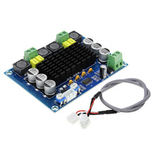 TPA3116D2 Dual-channel Stereo High Power Digital Audio Amplifier Board 2x120W XH-M543 New Arrival