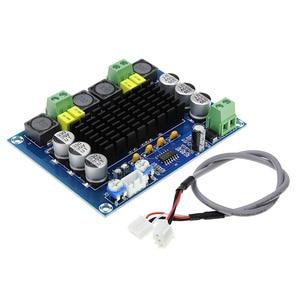 TPA3116D2 Dual-channel Stereo High Power Digital Audio Power Amplifier Board 2x120W XH-M543 New Arrival