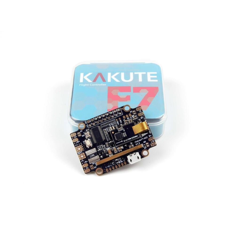 Holybro Kakute F7 AIO STM32F745 Flight Controller w/OSD PDB Strom Sensor Barometer für RC Drone-in Teile & Zubehör aus Spielzeug und Hobbys bei  Gruppe 1