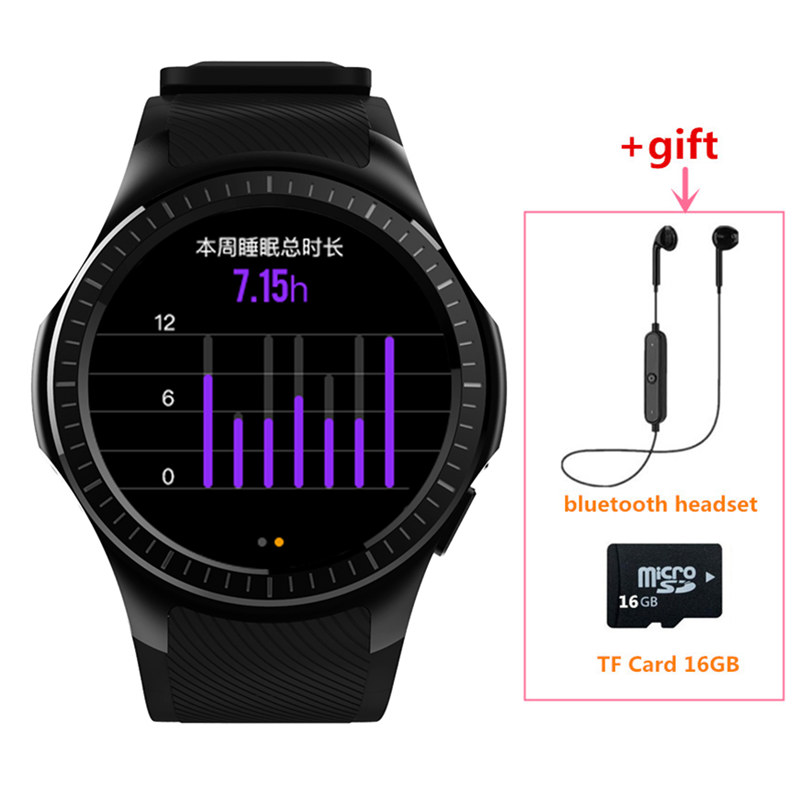 2017 Bluetooth MP3 Smart Watch heart rate SmartWatch Phone support TF Card Fitness wristwatch For apple x samsung gear S2 huawei цена