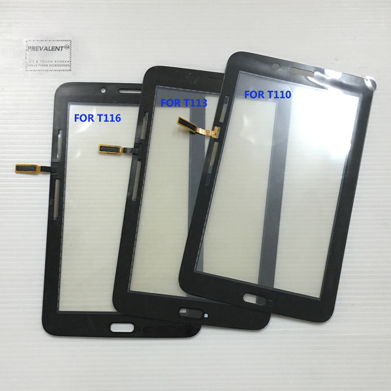 For Samsung Galaxy Tab 3 Lite 7.0 SM- T110 T111 T113 T116 Touch Screen Digitizer Sensor Glass Replacement Accessories стоимость