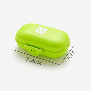 Image 5 - 5PCS Travel Soap Dish Box Case Holder Hygienic Easy To Carry Soap Box Home Bathroom Shower Travel Hiking Holder Container Box
