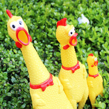 Bellow chicken chicken long talking toys desperate battle chicken people screaming chicken toys pet dog audible toys