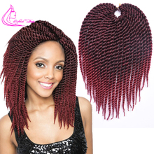 Mambo havana braiding braids twist promotion afro crochet synthetic extensions hair