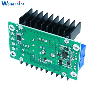 Image 3 - 10PCS 300W XL4016 DC DC Max 9A Step Down Buck Converter 5 40V Zu 1,2 35 V Einstellbare Power Supply Module Led treiber für Arduino