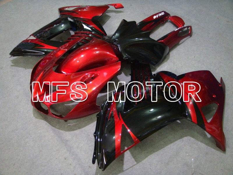 For Kawasaki NINJA ZX14R 2006 2007 2008 2009 2010 2011 06 07 08 09 10 11 Injection ABS Fairing Kits Others Red/Black