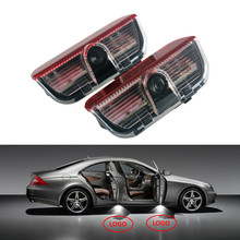 Haoyuehao 2pcs Car Door Welcome Light for Skoda 2009-2014 Superb Auto LED Laser Projector Ghost Shadow Warning Lamp Car Styling haoyuehao 2pcs car door welcome light for skoda 2009 2014 superb auto led laser projector ghost shadow warning lamp car styling