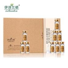 Siero per il viso di Umidità Acido Ialuronico Vitamine Siero Viso La Cura Della Pelle Anti Rughe Anti Invecchiamento Collagene Essenza 10 ml * 10 pcs