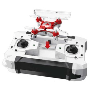 Image 4 - Drone de poche avion à quatre axes Mini aéronef sans pilote (UAV) Portable multi play Mini télécommande jouets LED lumières hélicoptère