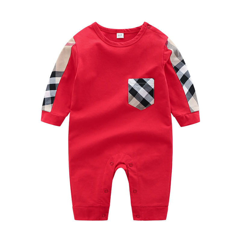 Autumn Baby Rompers New Y Baby Boy Clothes Newborn Clothing Cotton Baby Girl Clothes Roupas Infant Jumpsuits Newborn Rompers