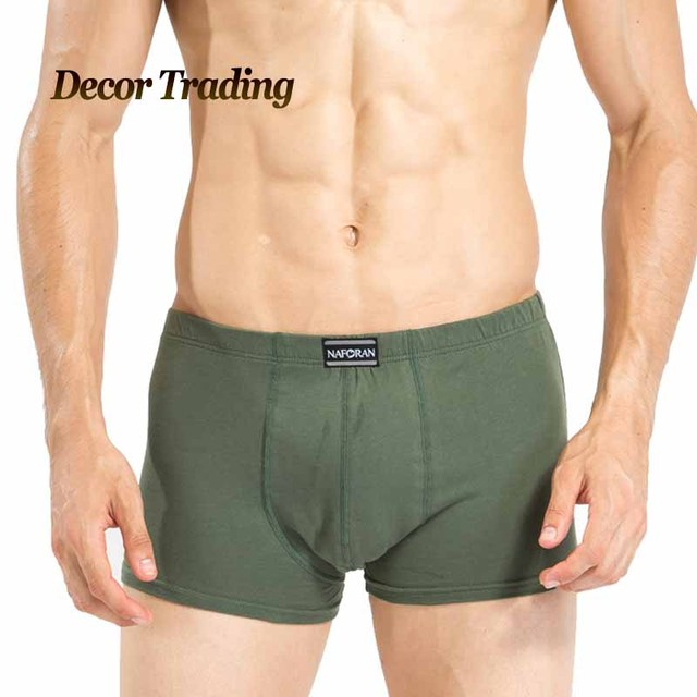 2016 nueva 100% algodón Masculino bragas Sexy Hombres boxers shorts panty ropa interior cómoda respirable boxer cuecas masculinas C6018