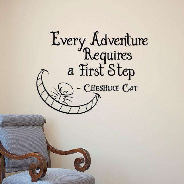 Aliexpress.com : Buy Alice In Wonderland Famous Saying ...