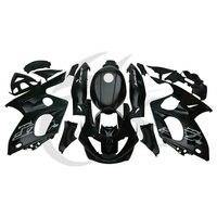 Black Hand made Bodywork ABS Plastic Fairing Set For Yamaha YZF600 YZF600R 1997 2007 98 99 06 05 03 02 motorcycle