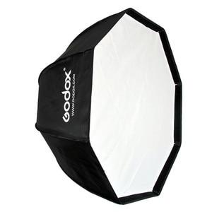 Image 2 - Godox UE 120cm Bowens Mount Octagon Umbrella Softbox soft box with Bowens Mount for Bowens Mount Studio Flash Light