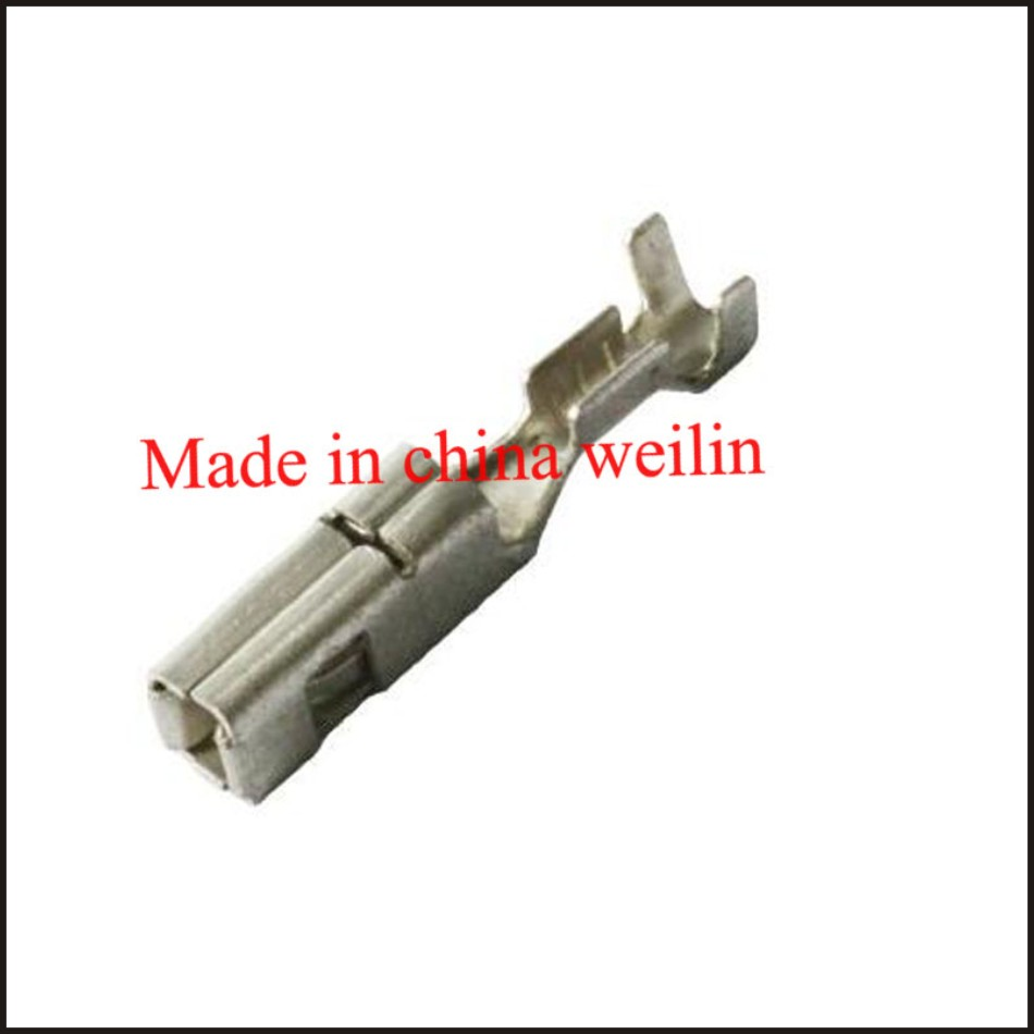 us $35 0 terminal dj627 2 8a male connector female wire connector amp connector tyco plugs socket fuse box wire harness soft jacket in terminals from 07 Charger Fuse Box